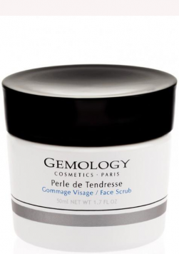Gel tẩy tế bào chết da mặt chứa ngọc trai và thanh lọc da Gemology Face Scrub 50ml