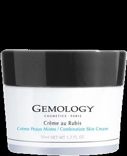 Kem dưỡng ẩm, điều tiết bã nhờn chứa đá Ruby Gemology Combination Skin Cream