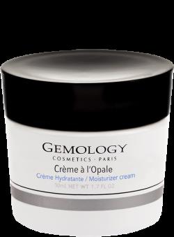 Kem giữ ẩm cho da chứa chiết xuất từ đá mắt mèo Gemology Moisturizer Cream 50ml