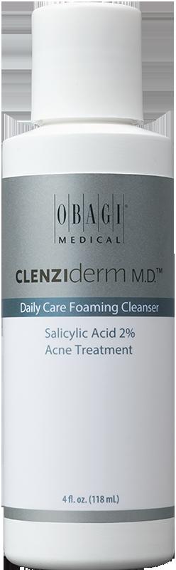 Sữa rửa mặt cho da mụn Obagi Clenziderm Md Daily Care Foaming Cleanser