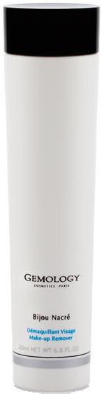 Sữa rửa mặt tẩy trang chiết xuất từ ngọc trai và đá quý Gemology Bijou Nacre makeup remover 200ml