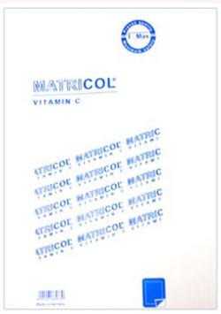 Mặt nạ dưỡng trắng sáng da Collagen Matricol Vitamin C