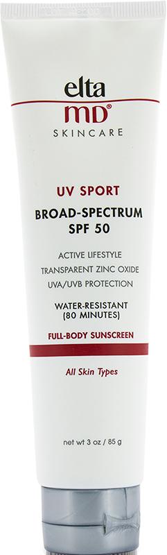 Kem chống nắng bảo vệ tối ưu cho mặt và toàn thân EltaMD UV Sport Broad-Spectrum SPF 50 85g