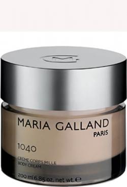 Kem dưỡng toàn thân cao cấp làm săn chắc, mờ nếp nhăn Maria Galland Body Cream Mille