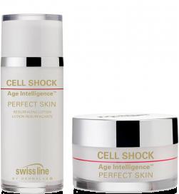 Liệu pháp thay da hoàn mỹ Swissline Age Intelligence Perfect Skin