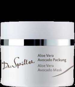 Mặt nạ dưỡng da chống lão hóa Dr Spiller Aloe Vera Avocado Mask