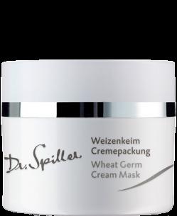Mặt nạ dưỡng da chống lão hóa Dr Spiller Wheat Germ Cream Mask