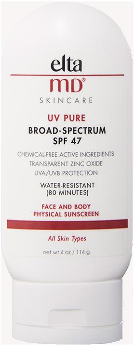 Kem chống nắng vật lý bền vững cho mặt và toàn thân EltaMD UV Pure Broad-Spectrum SPF 47