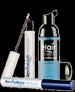 Bộ sản phẩm Serum mọc mi, mày và tóc Revitalash