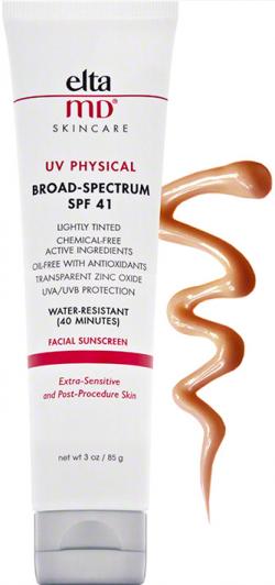 Kem chống nắng khô thoáng có màu EltaMD UV Physical Broad-Spectrum SPF 41