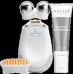 Máy massage nâng cơ mặt Nuface Trinity Facial + Wrinkle Reducer Gift Set