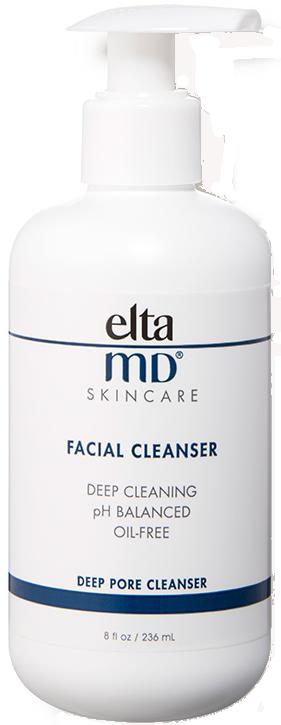 Sữa rửa mặt sạch sâu lỗ chân lông cho da dầu EltaMD Deep Pore Facial Cleanser