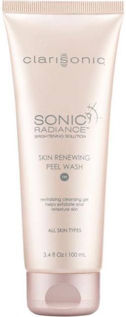 Sữa rửa mặt làm sạch da ban đêm Clarisonic Skin Renewing Peel Wash