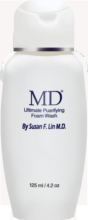 Sữa rửa mặt cho da lão hóa, da khô MD Ultimate Purifying Cream Wash