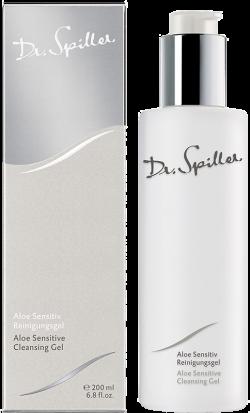 Sữa rửa mặt lô hội Dr Spiller Aloe Sensitive Cleansing Gel