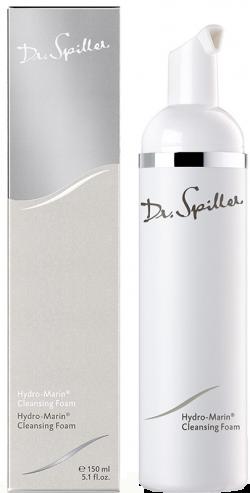 Sữa rửa mặt tạo bọt cho da lão hóa thiên dầu Dr Spiller Hydro-Marin Cleansing Foam 150ml