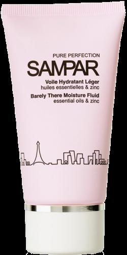 Sữa dưỡng ẩm dành cho da dầu Sampar Barely There Moisture Fluid