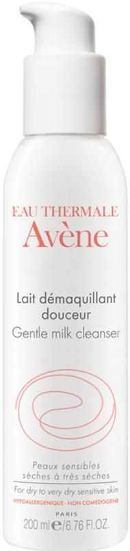 Sữa rửa mặt tẩy trang êm dịu Avene Gentle Milk Cleanser