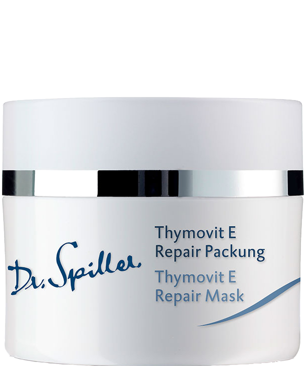 Mặt nạ cho da mệt mỏi, thiếu sức sống Dr Spiller Thymovit E Repair Cream