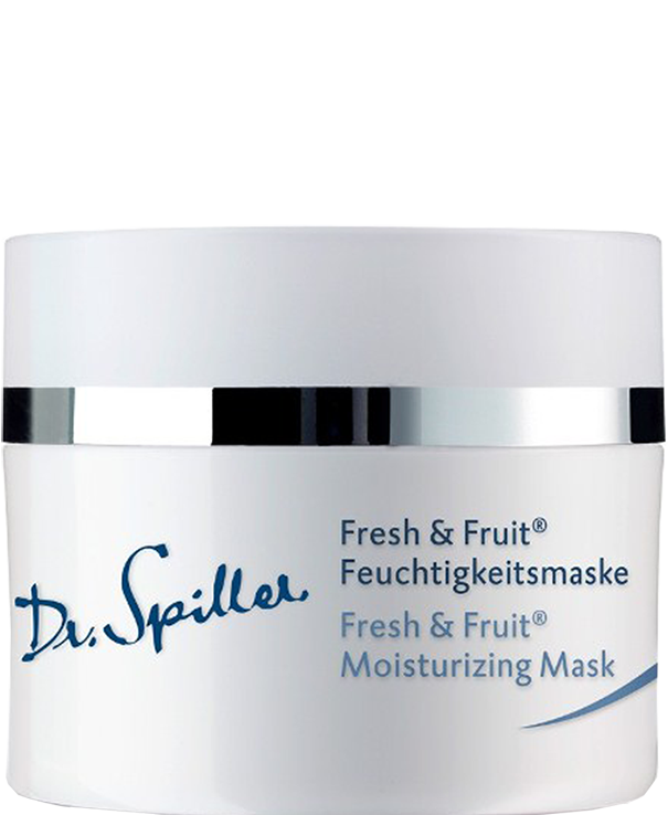 Mặt nạ dưỡng sáng da từ hoa quả Dr Spiller Fresh and Fruit Moisturizing Mask