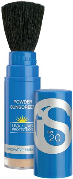 Phấn phủ bột chống nắng iS Clinical Powder Sunscreen SPF 20