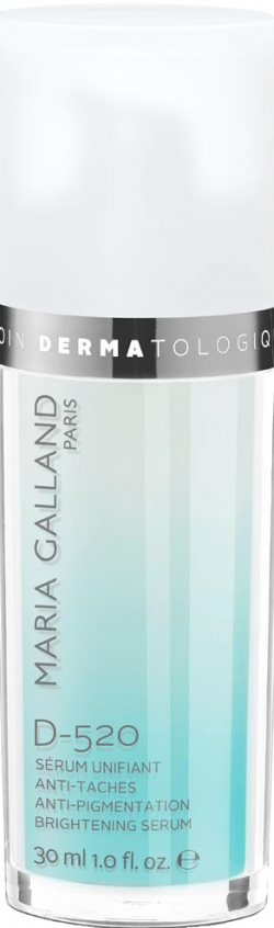 Serum làm mờ nám, dưỡng trắng, chống lão hóa Maria Galland Anti-Pigmentation Birghtening Serum D-520