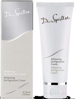Kem giúp giảm nám làm trắng da Dr Spiller Whitening De Pigmentor Cream
