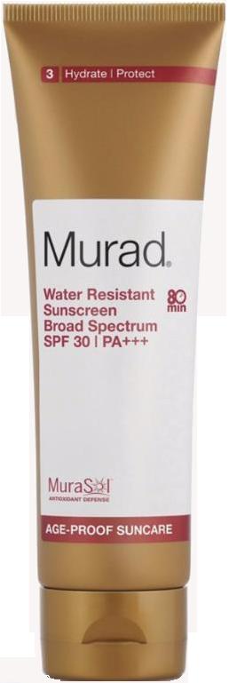 Kem chống nắng chịu nước Murad Water Ressitant Suncreen BS SPF 30 PA +++