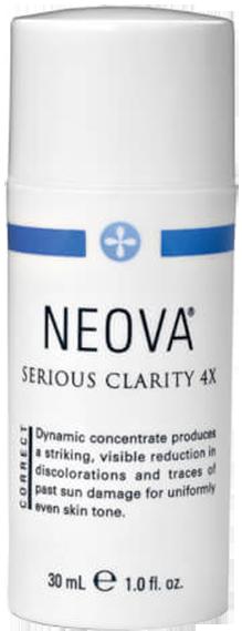 Kem giúp giảm nám Neova Serious Clarity 4X