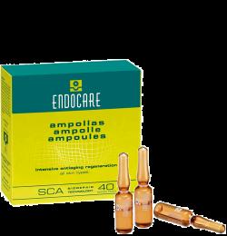 Serum chống lão hóa da Endocare Ampoules