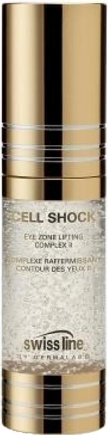 Hỗn hợp chống nhăn và nhão xệ vùng mắt hệ II  Cell Shock Eye Zone Lifting Complex II