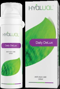 Chống lão hóa da dạng xịt Hyalual Daily Delux