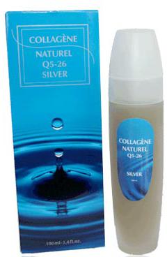 Collagen tươi chống lão hóa cho cơ thể Collagen Naturel Q5- 26 Silver