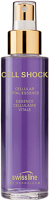 Dưỡng chất phục hồi tế bào da Swissline Cell Shock Cellular Vital Essence