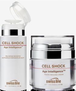 Kem dưỡng tế bào gốc chống lão hóa Swissline Youth Inducing System