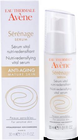 Serum chống lão hóa và làm săn chắc da Avene Sérénage Nutri-Redensifying Vital Serum