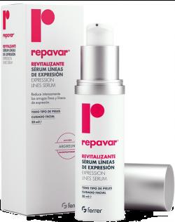 Tinh chất chống lão hóa da Repavar Revitalizante Expression Lines Serum 30ml