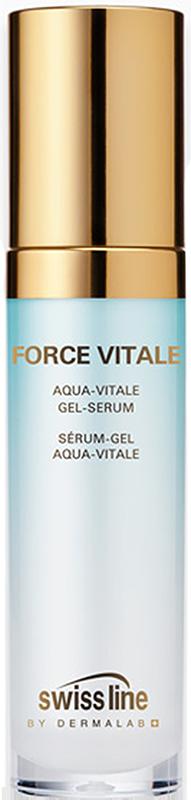 Huyết thanh gel tiếp nước & hồi sinh da cấp tốc Force Vitale Aqua – Vitale Gel Serum