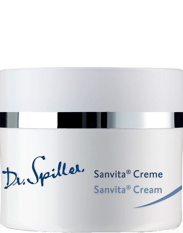Kem dưỡng ẩm dành cho da khô kích ứng Dr Spiller Sanvita Cream