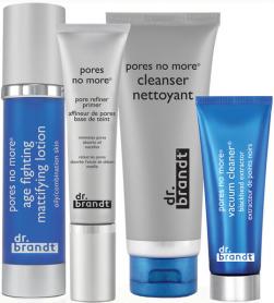 Bộ giải pháp chăm sóc da dầu nhờn Dr.Brandt Pores / Oily Skincare Solution