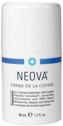 Kem dưỡng da giữ ẩm, chống lão hóa da Neova Creme De La Copper