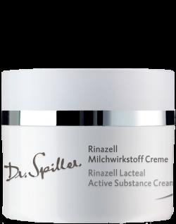 Kem dưỡng phục hồi da Dr Spiller Rinazell Lacteal Active Substance Cream