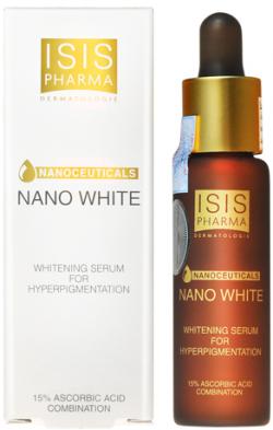 Serum dưỡng trắng da chống lão hóa ISIS Nano White