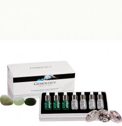 Tinh chất giữ ẩm trẻ hóa da Gemology Sérum Jeunesse Diamant et Sérum Hydratation Jade