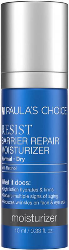 Kem dưỡng tái tạo da chống lão hóa Paula's Choice Resist Barrier Repair Moisturizer with Retinol 10ml