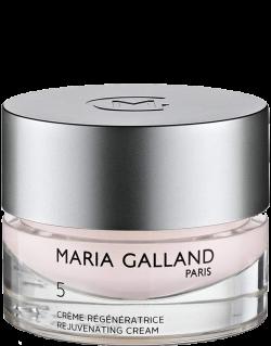 Kem dưỡng tái sinh ban đêm, dành cho da khô Maria Galland Rejuvenating Cream 5