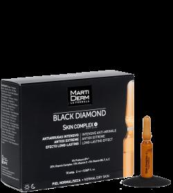 Tinh chất chống lão hóa da MartiDerm Black Diamond Skin Complex+