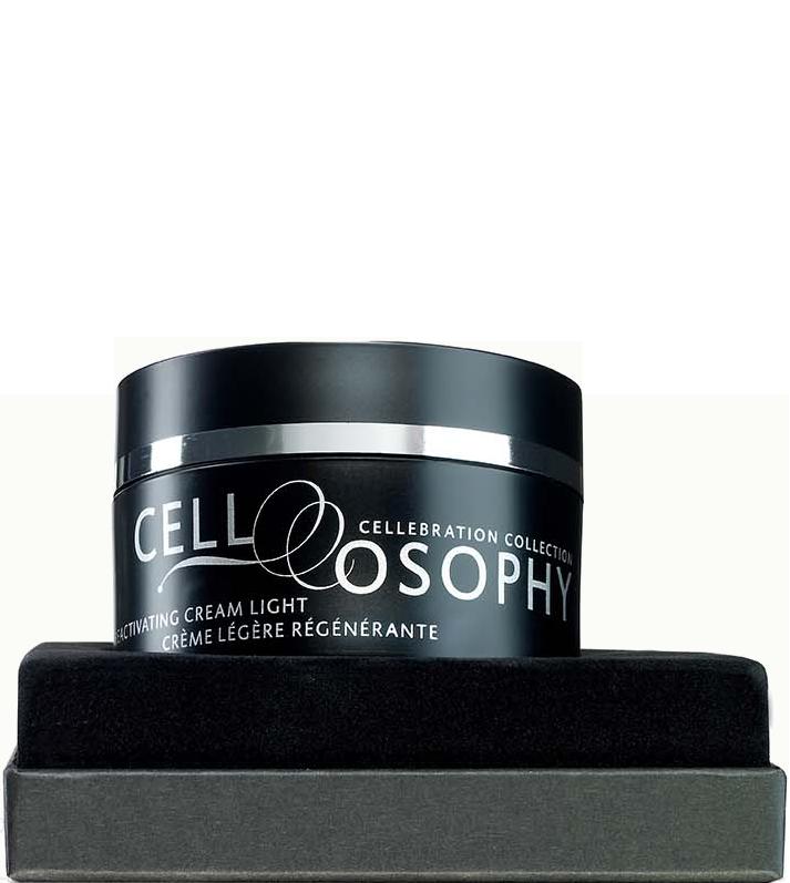 Kem dưỡng da chống lão hóa Dr Spiller CBC Reactivating Cream Light