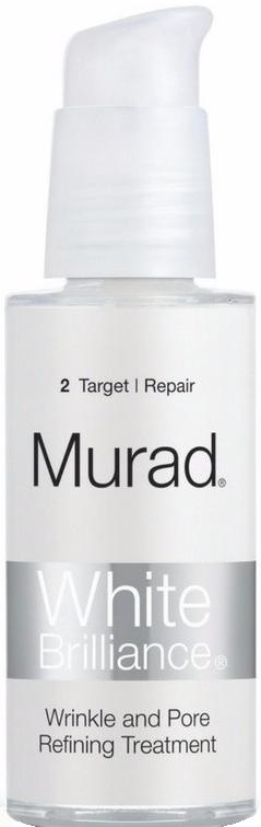 Serum làm trắng và se khít lỗ chân lông Murad White Brilliance Wrinkle and Pore Refining