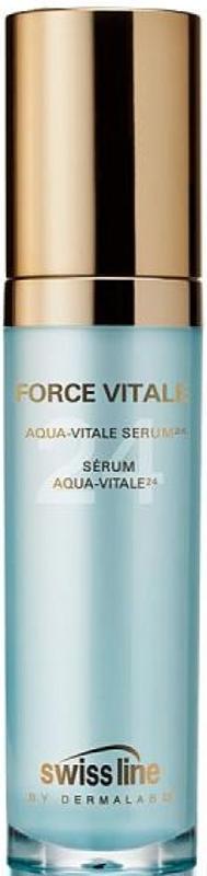Huyết thanh tiếp nước và hồi sinh da Swissline Aqua Vitale Serum 24